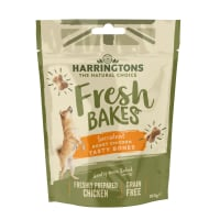 Harringtons Fresh Bakes Tasty Bones Dog Treats - Roast Chicken