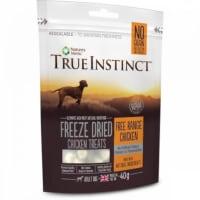 True Instinct Freeze Dried Treat Adult Dog Huhn