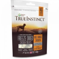 True Instinct Freeze Dried Treat Chicken Adult Dog
