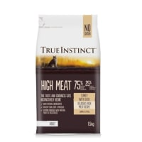 True Instinct High Meat Adult Dry Cat Food - Turkey & Duck