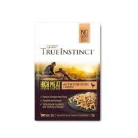 True Instinct Pouch High Meat Fillet Adult Wet Cat Food - Chicken