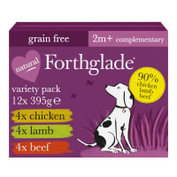 Forthglade Just Variety Case Wet Dog Food