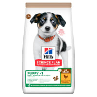 Hill's Science Plan No Grain Puppy Dry Dog Food - Chicken