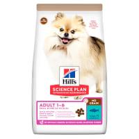 Hill's Science Plan No Grain Small & Mini Adult Dry Dog Food - Tuna