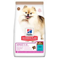 Hill'sScience Plan Canine Adult No Grain Small & Mini Thunfische