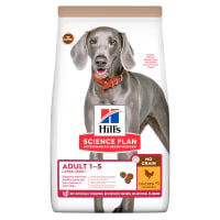 Hill's Science Plan Canine Adult No Grain Large Breed Huhn