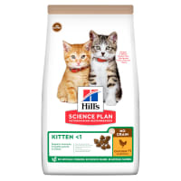 Hill's Science Plan Kitten No Grain Huhn