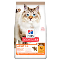 Hill's Science Plan Feline Adult No Grain Chicken