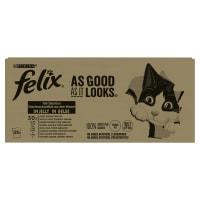 Felix As Good As It Looks Cat Food Fish