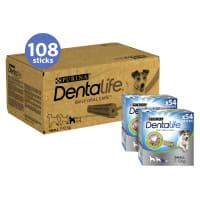 Dentalife Small Adult Dog Chew 108 Sticks