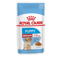 Royal Canin Medium Puppy Wet Dog Food