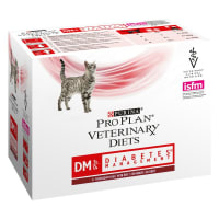 Purina Pro Plan Veterinary Diets Diabetes Management Adult Wet Cat Food - Beef