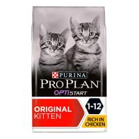 Purina Pro Plan Feline Original Kitten Dry Cat Food Chicken