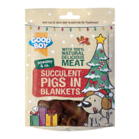 Christmas Pigs in Blankets Dog Treats