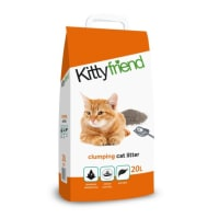 Kitty Friend Clumping Cat Litter 20L