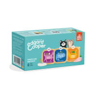 Edgard & Cooper Natural Adult Grain Free Wet Cat Food - Multipack