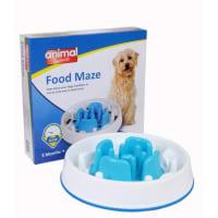 Animal Instincts Slow Food Maze Bowl