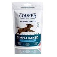 Coopers Grain Free Peanut Butter Biscuits Dog Treat