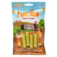 Benevo Pawtato Vegan Tubes Dog Treats - Seaweed