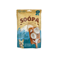 Soopa Natural Raw Coconut Dog Chews