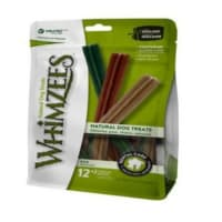 Whimzees Natural Dog Dental Stix - 14 Sticks