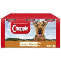 Chappie Adult Dog Wet Food - Chicken & Rice