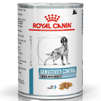 Royal Canin Veterinary Diet Sensitivity Control Nassfutter für Hunde