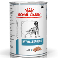 Royal Canin Hypoallergenic Adult Wet Dog Food