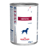 Royal Canin Veterinary Diet Hepatic voor honden (blik)