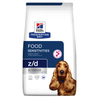 Hills Prescription Diet Skin/Food Sensitivities z/d Hundefutter