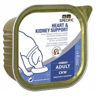 Specific Adult CKD & CKW Heart & Kidney Support voor honden