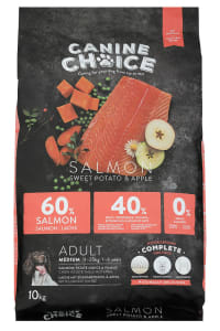 Canine Choice Adult Medium Hundefutter - Lachs