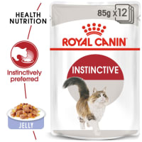 Royal Canin INSTINCTIVE Katzenfutter nass in Soße