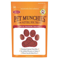 Pet Munchies Dog Training Treats - Duck