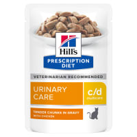 Hill's Prescription Diet C/D Multicare Chat