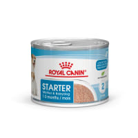 Royal Canin Starter Mousse Mother & Babydog Wet Dog Food