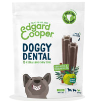 Edgard & Cooper Apple & Eucalyptus Medium Doggy Dental Treat