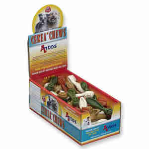 Antos Algae Dog Snack Toothbrushes