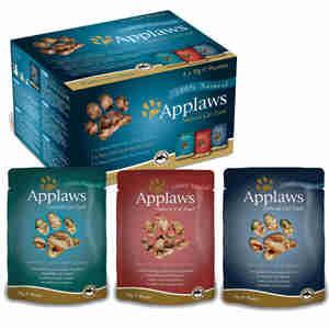 Applaws Natvoer Multipack Tonijn