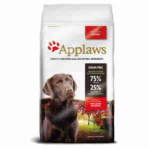 Applaws Hundefutter – Adult große Rassen mit