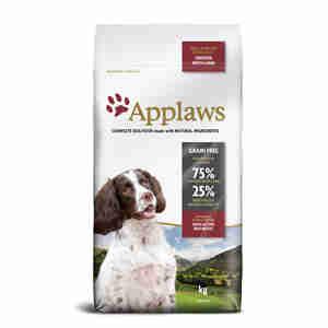 Applaws Dry Dog Small / Medium Breed Adult Lamb
