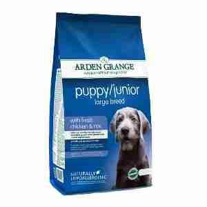 Arden Grange Puppy / Junior Large Breed Hundefutter