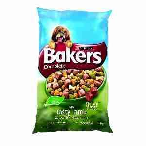 Bakers Complete Agneau riz & légumes