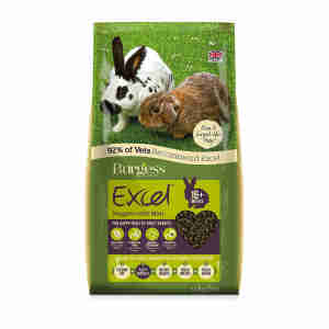 Burgess Excel Adult Rabbit