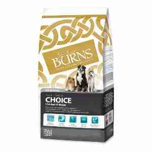 Burns Adult Hundefutter Huhn & Mais
