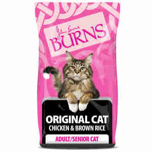 Burns Feline (Kip en Bruine rijst)