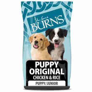 Burns Puppy Original Chiot - Poulet