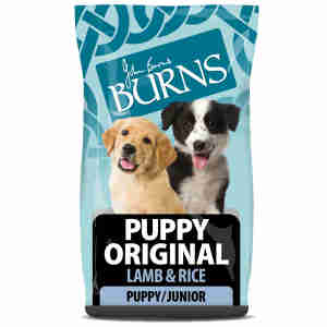 Burns Puppy Original Lamm & Reis Hundefutter