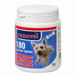 Canovel Calcium Chien