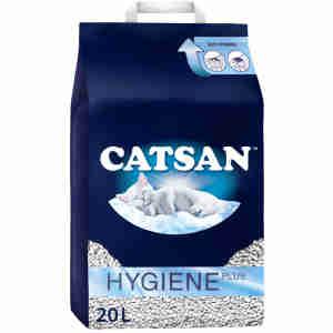 Catsan Hygienestreu mit Mineralschutz